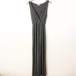 Charcoal Gray Maxi Dress | LUSH